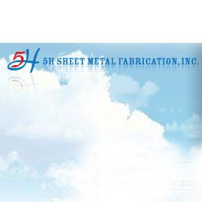 5H Sheet Metal Fabrication