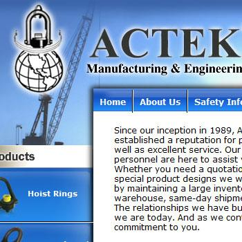 Actek Mfg. & Engineering